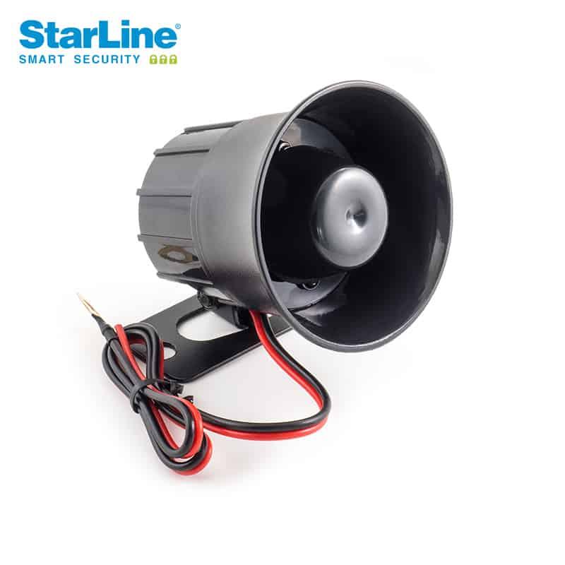 Starline Autoalarmanlage Sirene