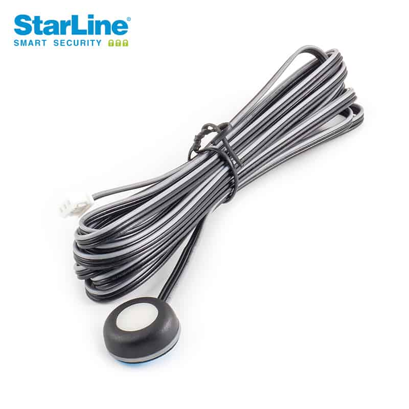 Starline LED und Taster formschön