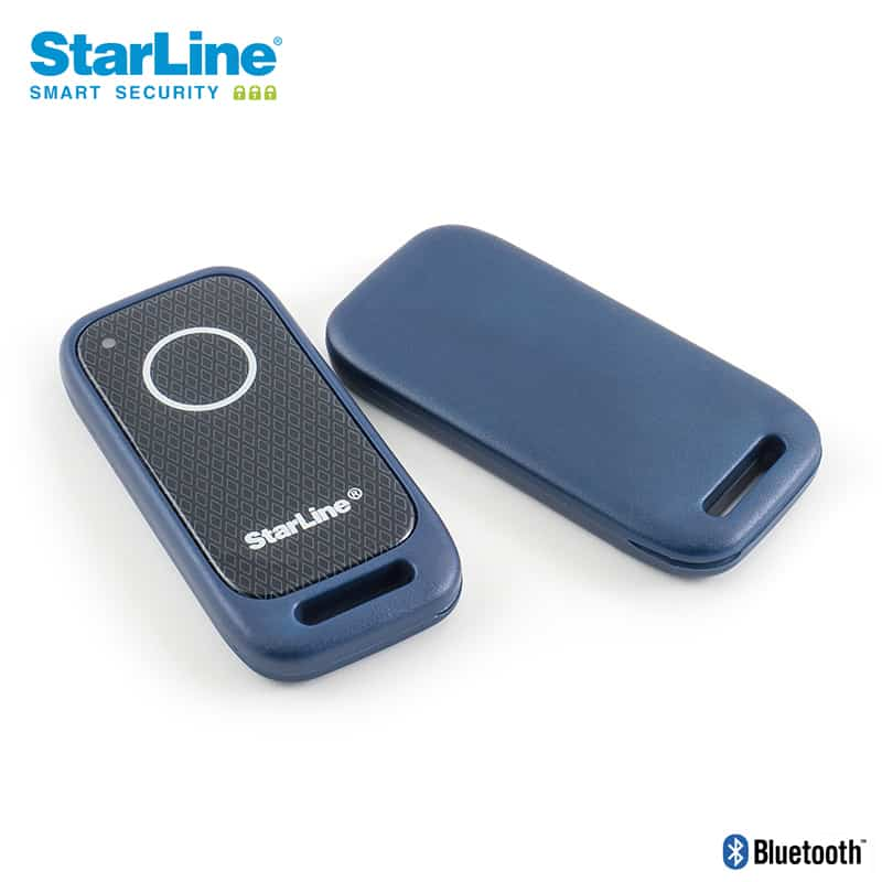 Starline High End Auto Alarmanlage Bluetooth Tags Transponder