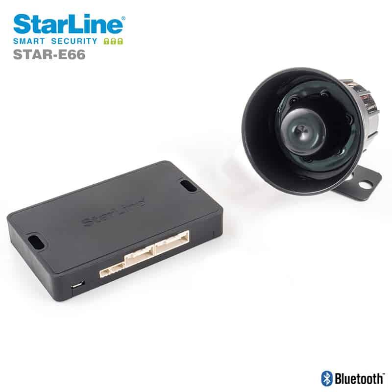 Starline E66 Auto Alarmanlage