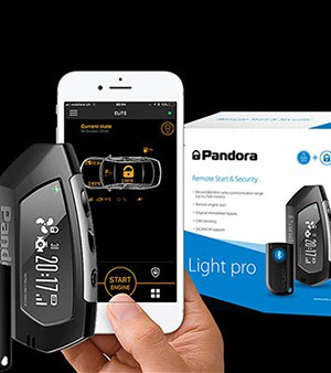 Pandora Light Pro Alarmanlage Berlin
