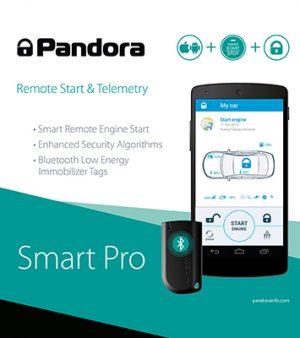 Pandora Smart Pro Alarmanlage Mit Smartphone App und GPS Ortungssystem