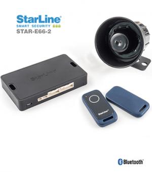 Starline Alarmanlage e66-2