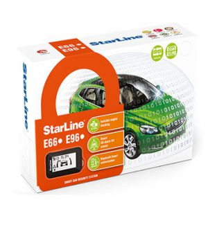 Starline E66 Alarmanlage