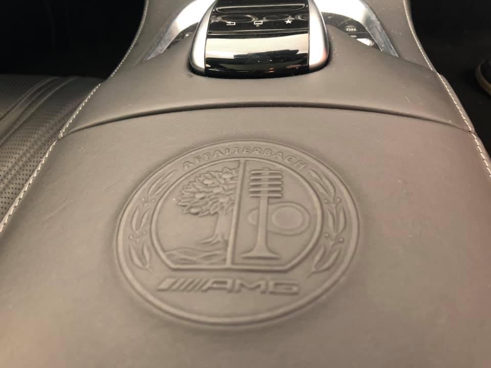 Mercedes AMG S65 Auto Alarmanlage Einbau Berlin