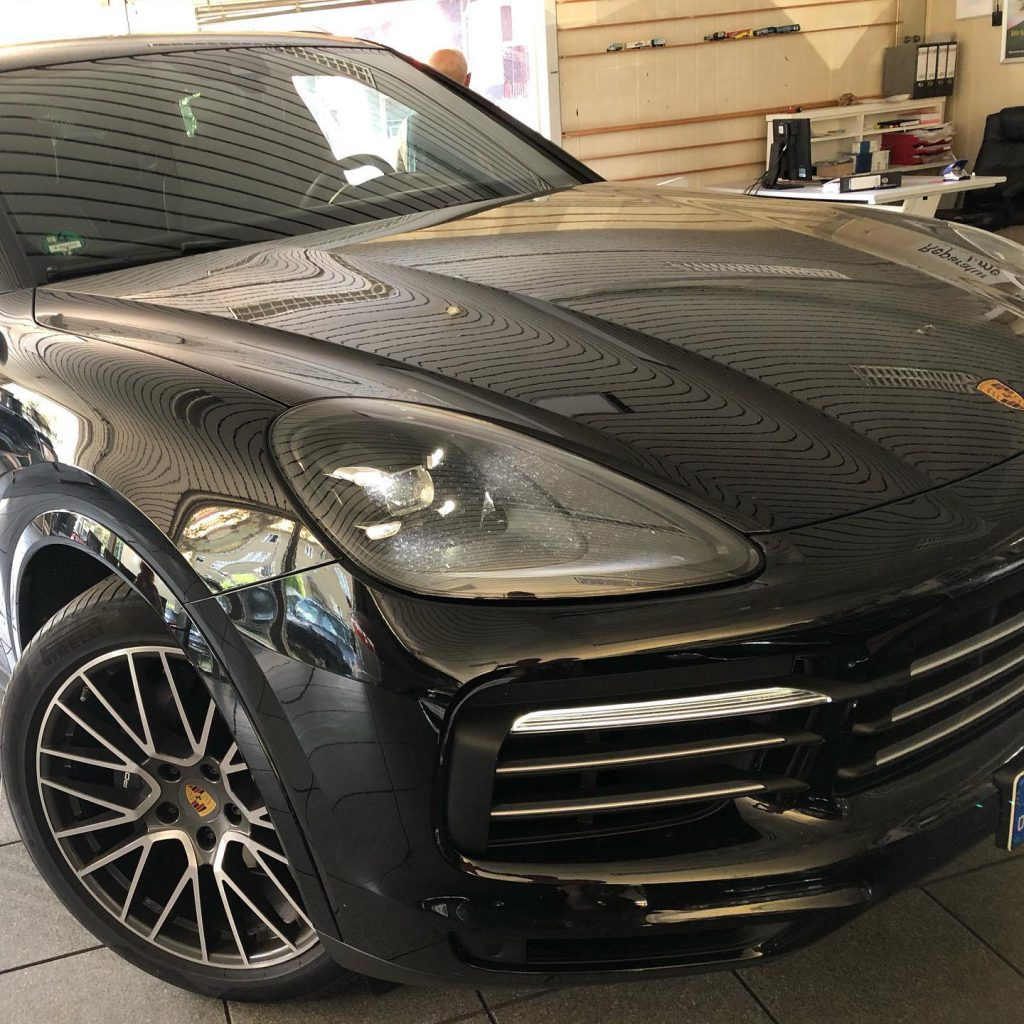 Porsche Alarmanlage Nachrüstung Berlin