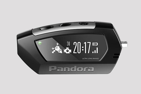 Pandora Moto Motorrad Zweirad Alarmanlage Nachrüstung Berlin