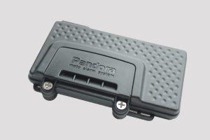 Pandora Smart Moto Motorrad Alarmanlage Zweirad Alarmanlage mit GPS Ortungssystem und Akku Sirene